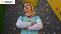 الناز رکابی دختر شماره یک سنگنوردی ایران