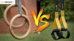 مقایسه تی آر ایکس با دار حلقه: کدام ابزار تمرینات تعلیقی برای شما مناسب است؟