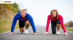 چرا مردان سریع تر از زنان می دوند؟