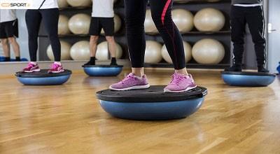 تمام چیزهایی که راجع به تمرینات تعادلی باید بدانید