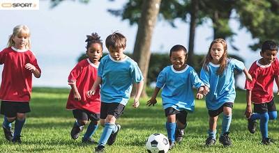 کودکان باید بیش از یک ورزش را انجام دهند