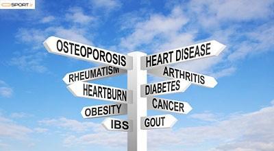 ورزش و بیماری های مزمن