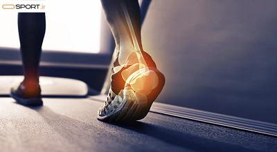 5 دلیل صدمه دیدن پاشنه پا در پیاده روی و چه باید کرد؟