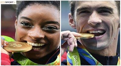 تغذیه قهرمانان المپیک