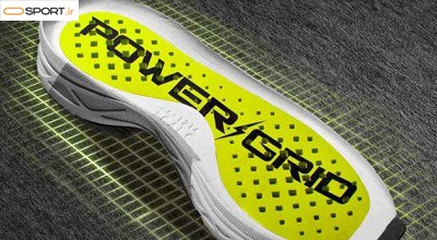 تکنولوژی های به کار رفته در کفش های ورزشی ساکونی (Saucony)