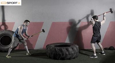 چگونه قدرت خود را با استفاده از تمرینات چکش کراس فیت(Crossfit Sledge Hammer) تقویت کنیم؟