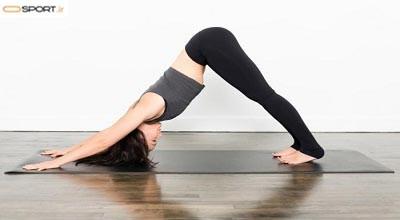 بهترین حالات یوگا برای تسکین کمر درد