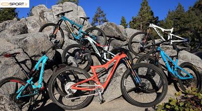 معرفی انواع دوچرخه های کوهستان