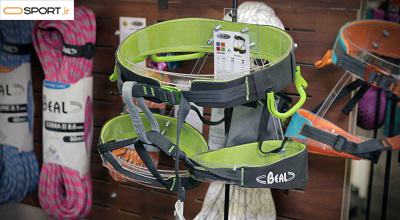 تکنولوژی های به کار رفته در تجهیزات کوهنوردی Beal