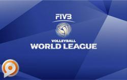 یکشنبه 18 تير فینال لیگ جهانی والیبال برزیل - فرانسه ساعت: 06:30 زنده از شبکه ورزش
