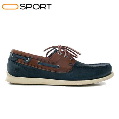 کفش کلاسیک مردانه اسکیچرز مدل  SKECHERS 64398 NVY
