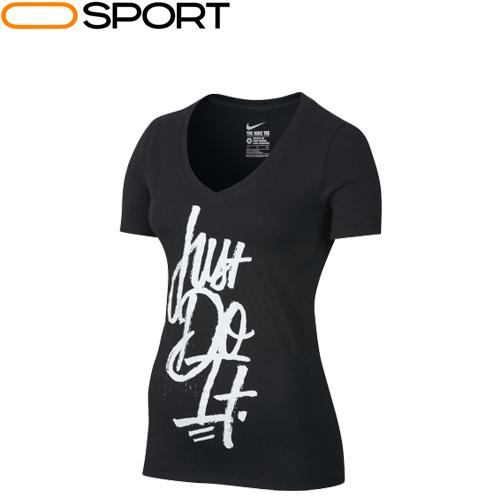 تی شرت زنانه نایک JDI SCRIPT