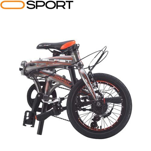 دوچرخه تاشو بلست مدل COMPACTCOMPACT سایز 16 attach_59d8e69b44709