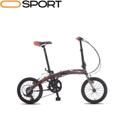 دوچرخه تاشو بلست مدل COMPACTCOMPACT سایز 16
