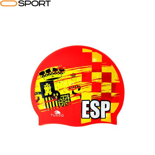 کلاه شنا توربو SW CAP Espana Red