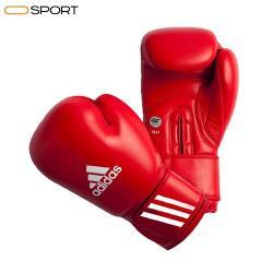 دستکش آماتور آیبا بوکس آدیداس قرمز