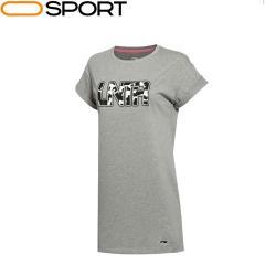 تیشرت آستین کوتاه  ورزشی زنانه  لی نینگ