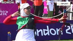 مستند کوتاه زهرا نعمتی، قهرمان المپیک و پارالمپیک تیراندازی با کمان