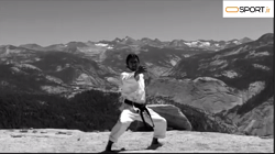 کاراته فقط یک ورزش نیست، هنر است