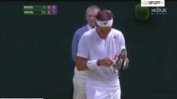 تاکتیک تاخیر در تنیس