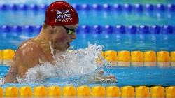 آدام پیتی ، مدال طلای 100متر شنای قورباغه - المپیک ریو 2016