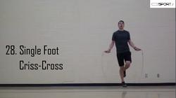50 حرکت تمرینی مختلف با طناب